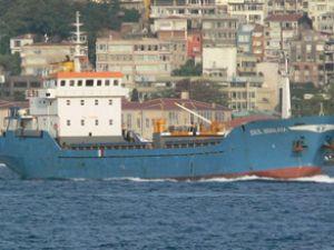 Yunanistan'da Türk gemisi alabora oldu!
