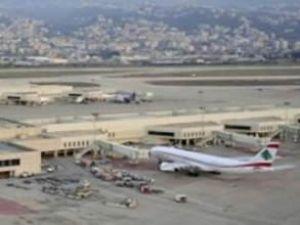 Havalimanında kimyasal saldırı tehlikesi