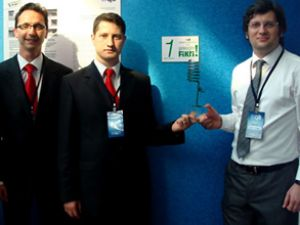 Aktaş Holding AR-GE ekibi geleceği tasarladı