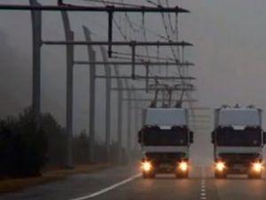 Elektrikli kamyonlar geliyor