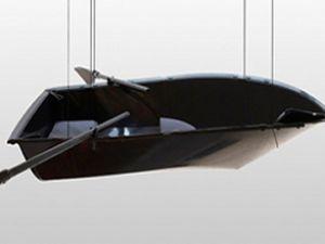 Artık teknenizi sırtınızda taşıyabilirsiniz