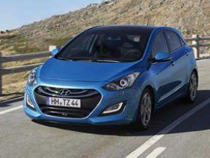 Hyundai i30'a güvenlikten 5 yıldız