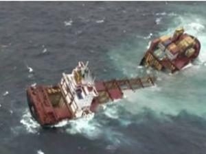 Gemi kazası sorumlularına hapis cezası