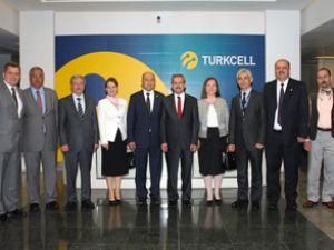 TBMM Komisyonu Turkcell'i ziyaret etti