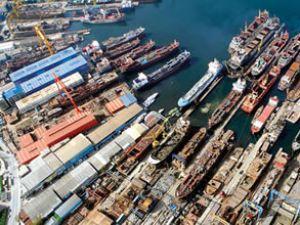 Japonya'nın gemi siparişlerinde düşüş