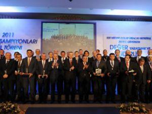 Türkiye Petrol Rafinerileri'ne 1.'lik ödülü