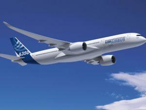 A350 XWB'nin ilk aileronları teslim edildi