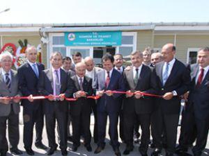 Zeyport Limanı Gümrük Müdürlüğü açıldı