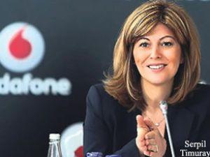 Vodafone gelirini yüzde 25,1 artırdı