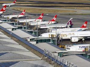 Atatürk Havalimanı'na 'Lodos' ayarı