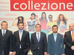 Collezione'un hedefi daha çok ihracat