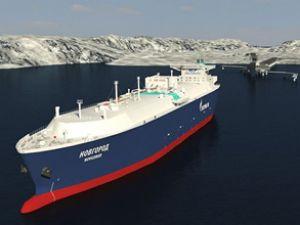 STX yeni bir LNG tankeri inşa edecek