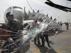 Trablus Havaalanı'na uçuş seferleri başladı