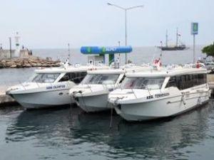 Deniz otobüsleri bugün sefere başlıyor