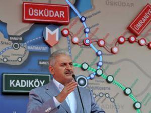 Üsküdar-Sancaktepe 24 dakikaya inecek