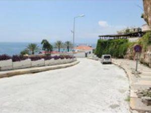 Kaleiçi Yat Limanı'nın inen yolu yenilenecek