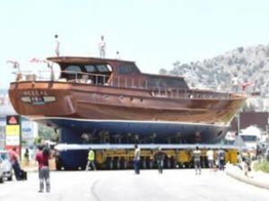 'Mezcal XL' guleti denizle buluşuyor