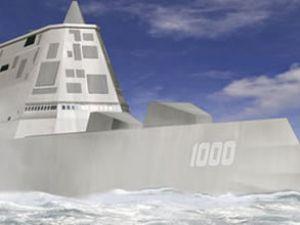 ABD'den 3 milyar dolarlık casus destroyer!