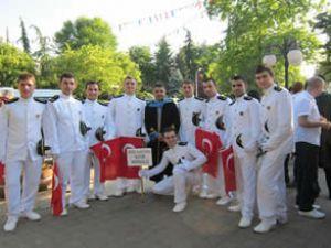 Deniz Ulaştırma'da 13. dönem mezunları