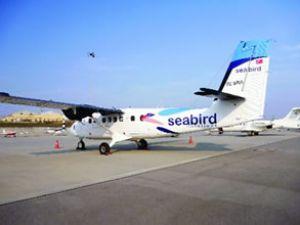 Seabird Havayolları, Haliç`ten havalanıyor