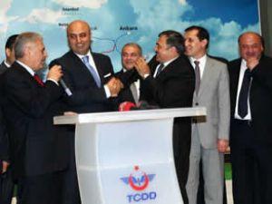Ankara-İzmir YHT projesi imzalandı