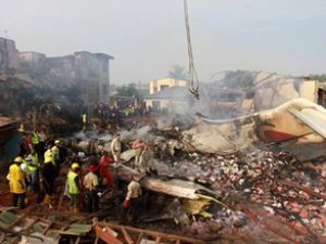 Nijerya'daki uçak kazasında son durum