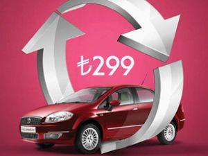 Fiat  tatilcilere özel kampanya sunuyor