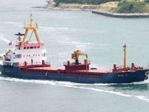 İstanbul Ahırkapı'da iki gemi çarpıştı