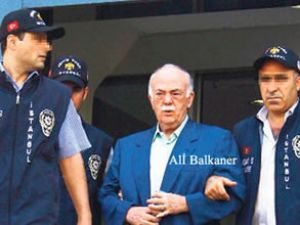 Yurtbank'ın eski sahibi Balkaner tutuklandı