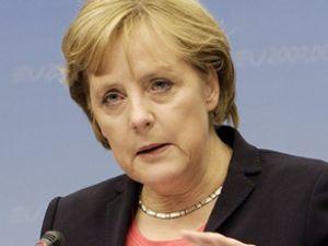 Angela Merkel: Gücümüz sonsuz değil