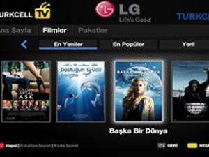 Turkcell ve LG büyük işbirliğine imza attı
