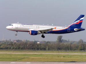 Aeroflot'un uçağı fuarda görücüye çıkacak