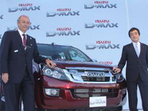 D-Max yenilenen modeliyle Türkiye'de