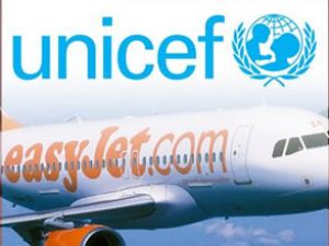 EasyJet UNICEF ile yeni ortaklığı açıkladı
