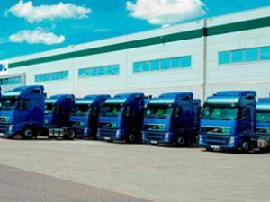 Ekol Lojistik'e 50 adet Volvo FH teslimatı