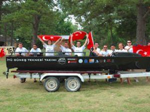 İTÜ'nün Güneş Teknesi dünya şampiyonu