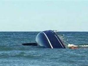 Avustralya'da göçmen taşıyan gemi battı