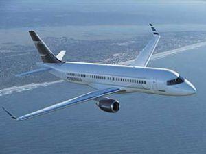 Bombardier 20 yıllık öngörüsünü açıkladı