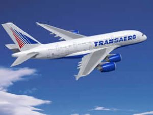 Rus şirketi Transaero A380 siparişi verdi