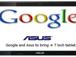 Google'dan tablet ne zaman geliyor ?