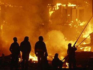 Büyük İstanbul Otogarı'nda yangın