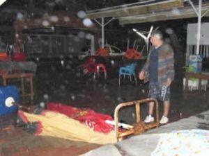 Batma tehlikesi geçiren tekne kurtarıldı