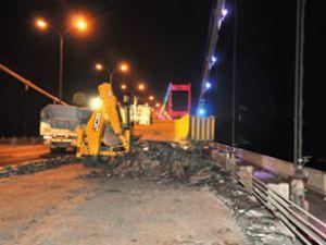Köprünün bakım maliyeti 144 milyon TL