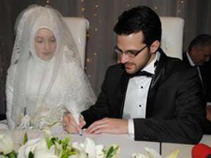 THY genel müdürü Kotil oğlunu evlendirdi