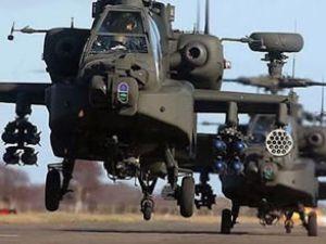 Barzani ABD'den Apache helikopter alıyor