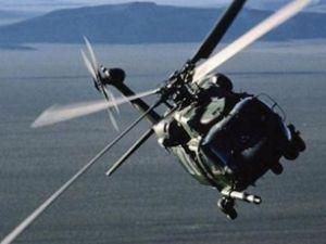 Meksika'da helikoptere saldırı düzenlendi