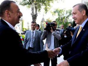 Aliyev: Bugün tarih kitaplarında yer alacak