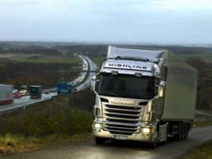 Scania geleceğin teknolojilerini sunuyor