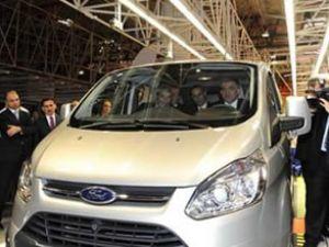 Ford Otosan'a 100 milyon avroluk kredi
