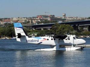 Seabird, ilk tarifeli uçuşunu gerçekleştirdi